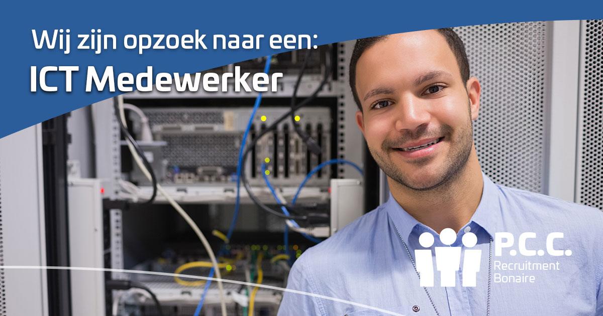 ICT-Medewerker