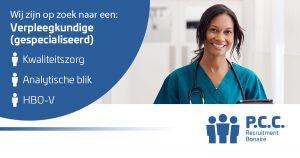Verpleegster (gespecialiseerd)