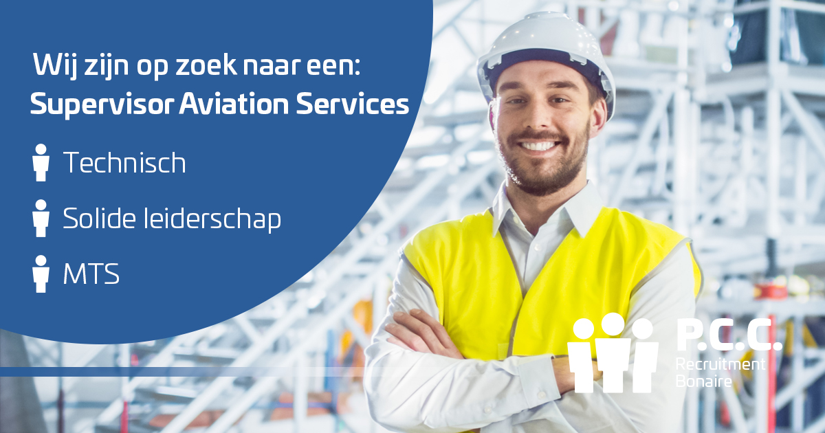 Supervisor Aviation Services